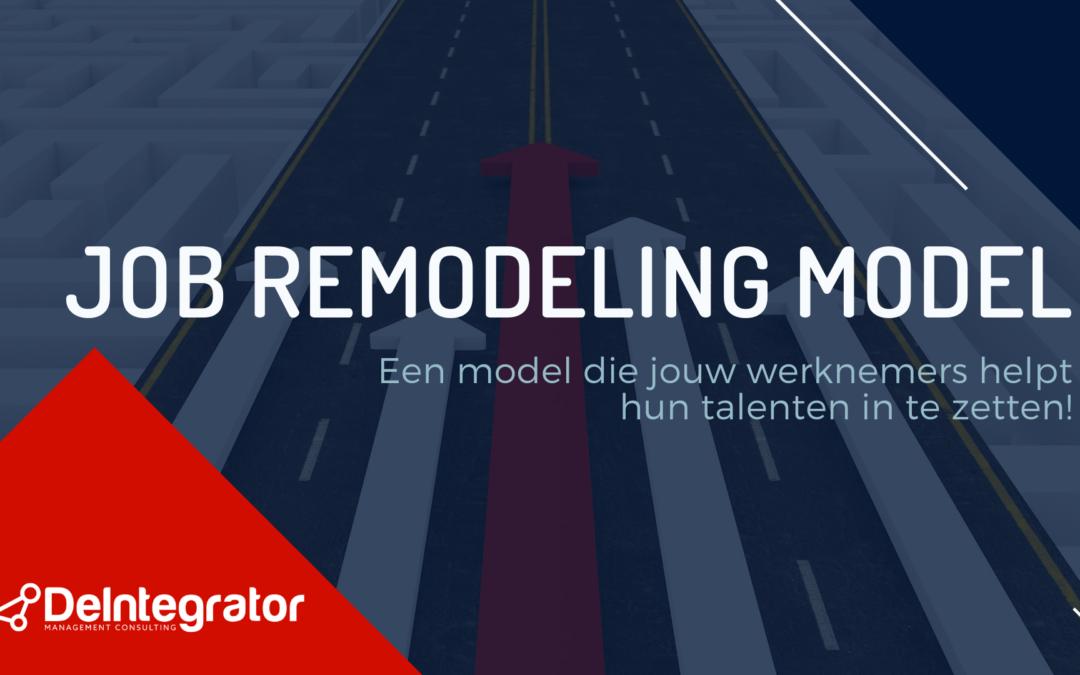 Een model die jouw werknemers helpt hun talenten in te zetten!